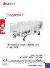 HSE Contract Electric Profiling Bed - E1