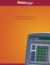 GEM Premier 4000 Blood Analyser