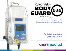 BodyGuard PCA Infusion Pump